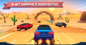 Horizon Chase world tour the ultimate game image 1