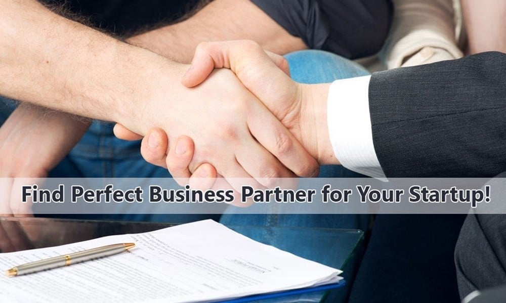 How To Find A Business Partner For Your Startup - Learn