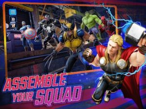 Marvel strike force mod apk your way of entertainment image 1
