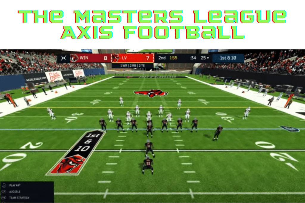 The Masters League Axis Football