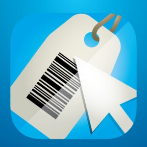 Barcode on a tag