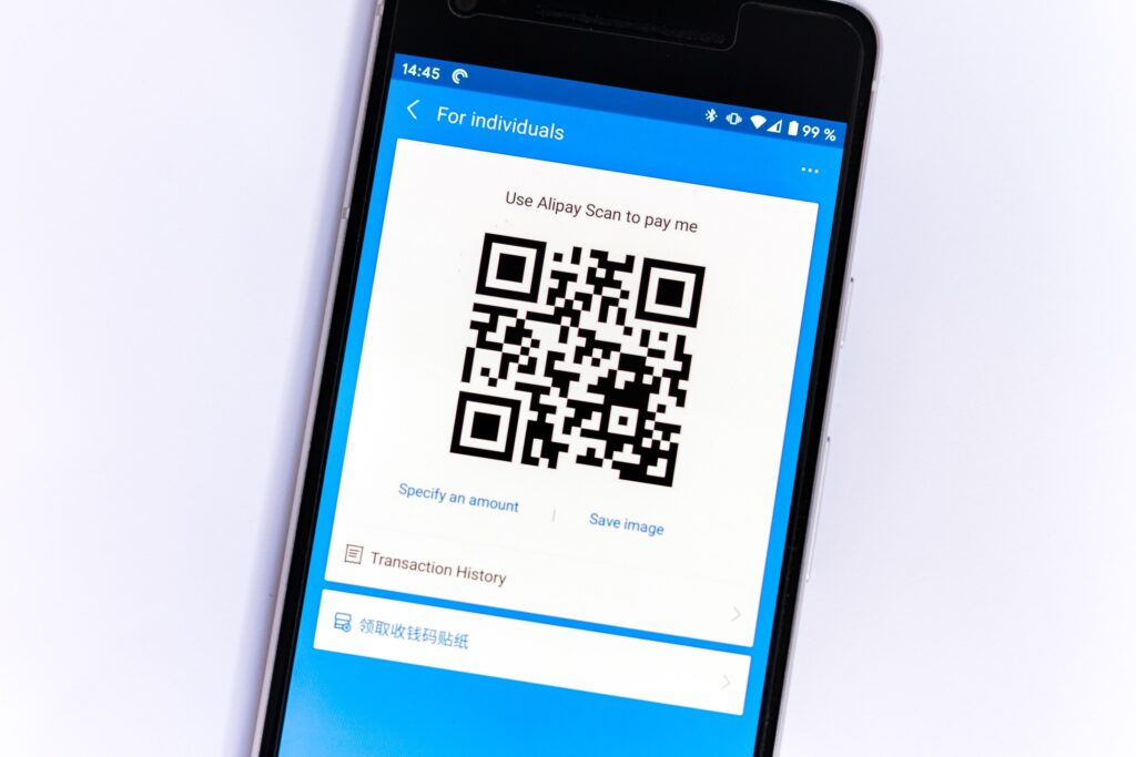 QR and Barcode scanner for Android phones